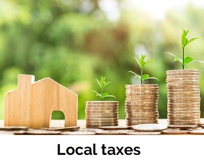 Bulgarian local taxes