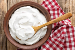 Home-made yogurt