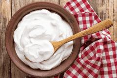 Home-made yogurt