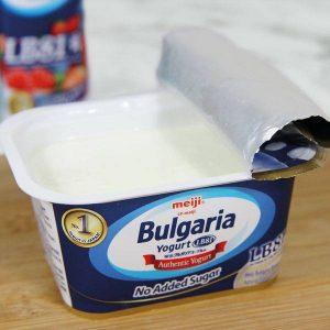 Bulgarian yogurt