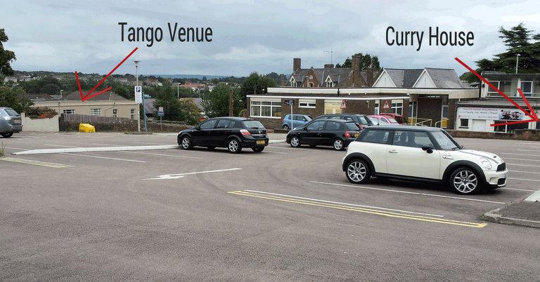 Parking in Lydney