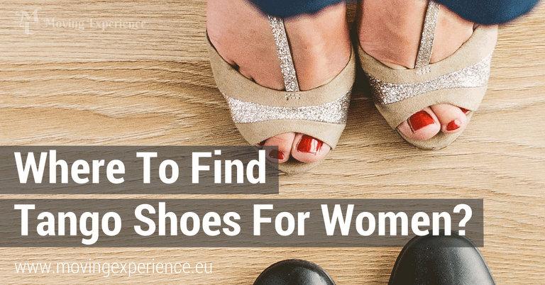 Tango Shoes For Women