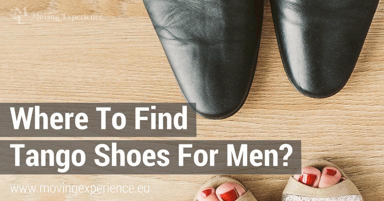 Tango Shoes For Men