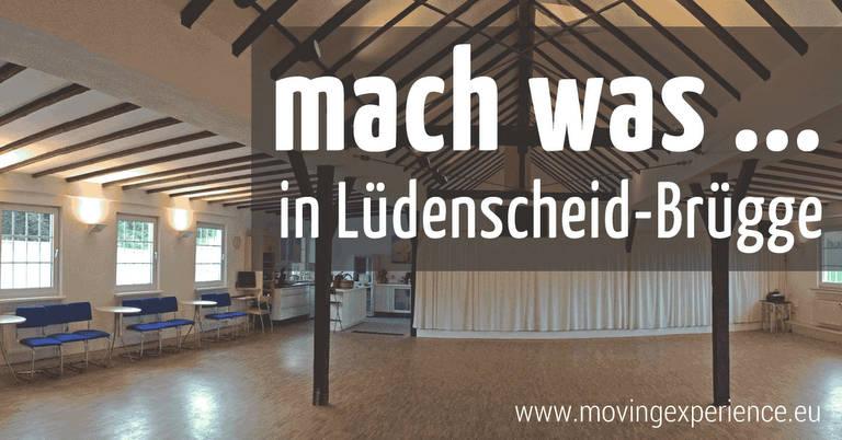 Tango im mach was in Lüdenscheid-Brügge