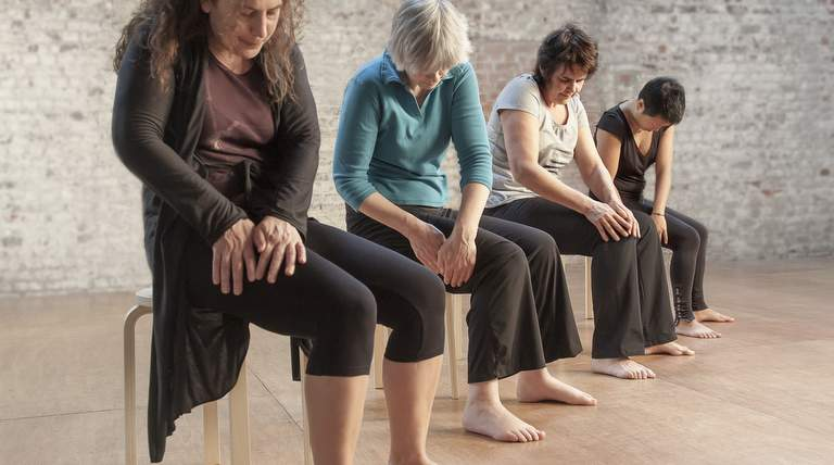 Feldenkrais Workshops with Bärbel Rücker