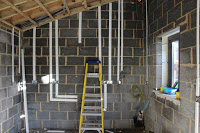 House Rewire Leeds in progress mps ltd 0113 3909670