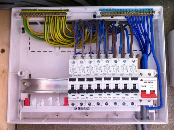 Fuse Box ReplacementGarforth MPS Electrical Ltd 0113 3909670