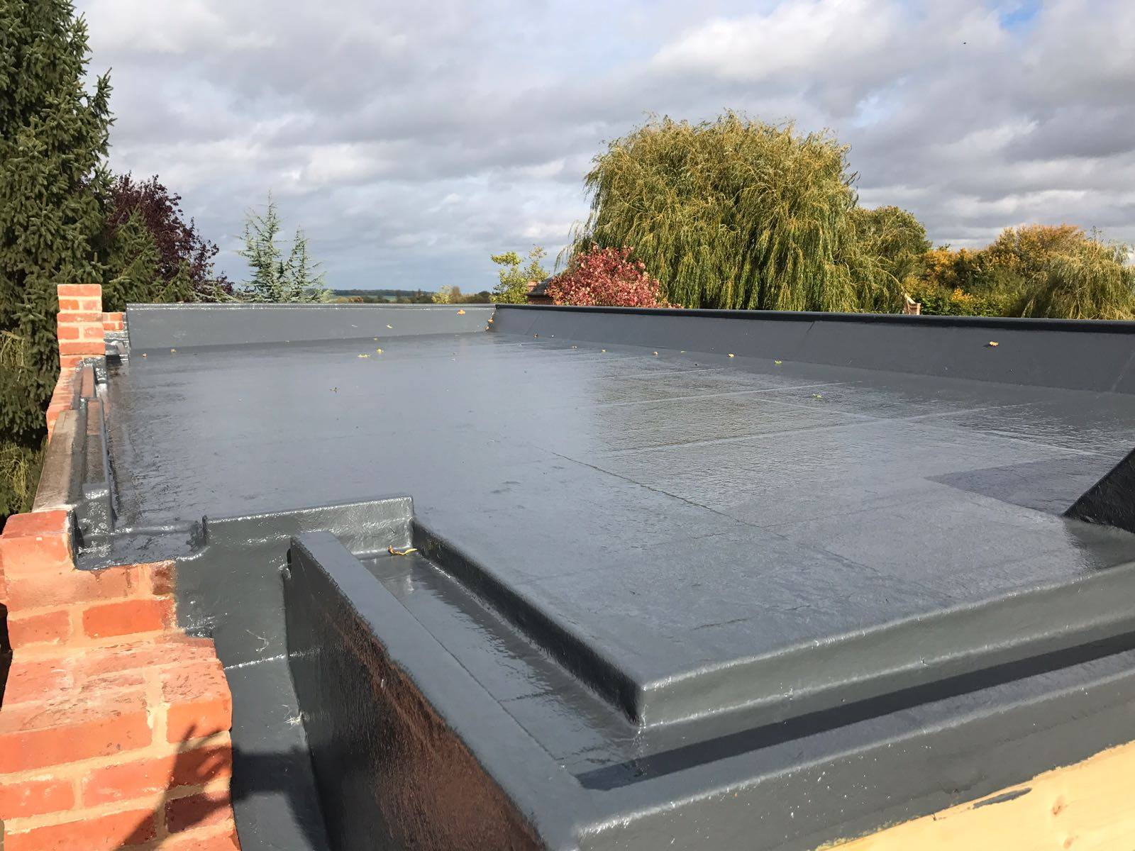GRP Roof Installers in Leeds MPS Ltd