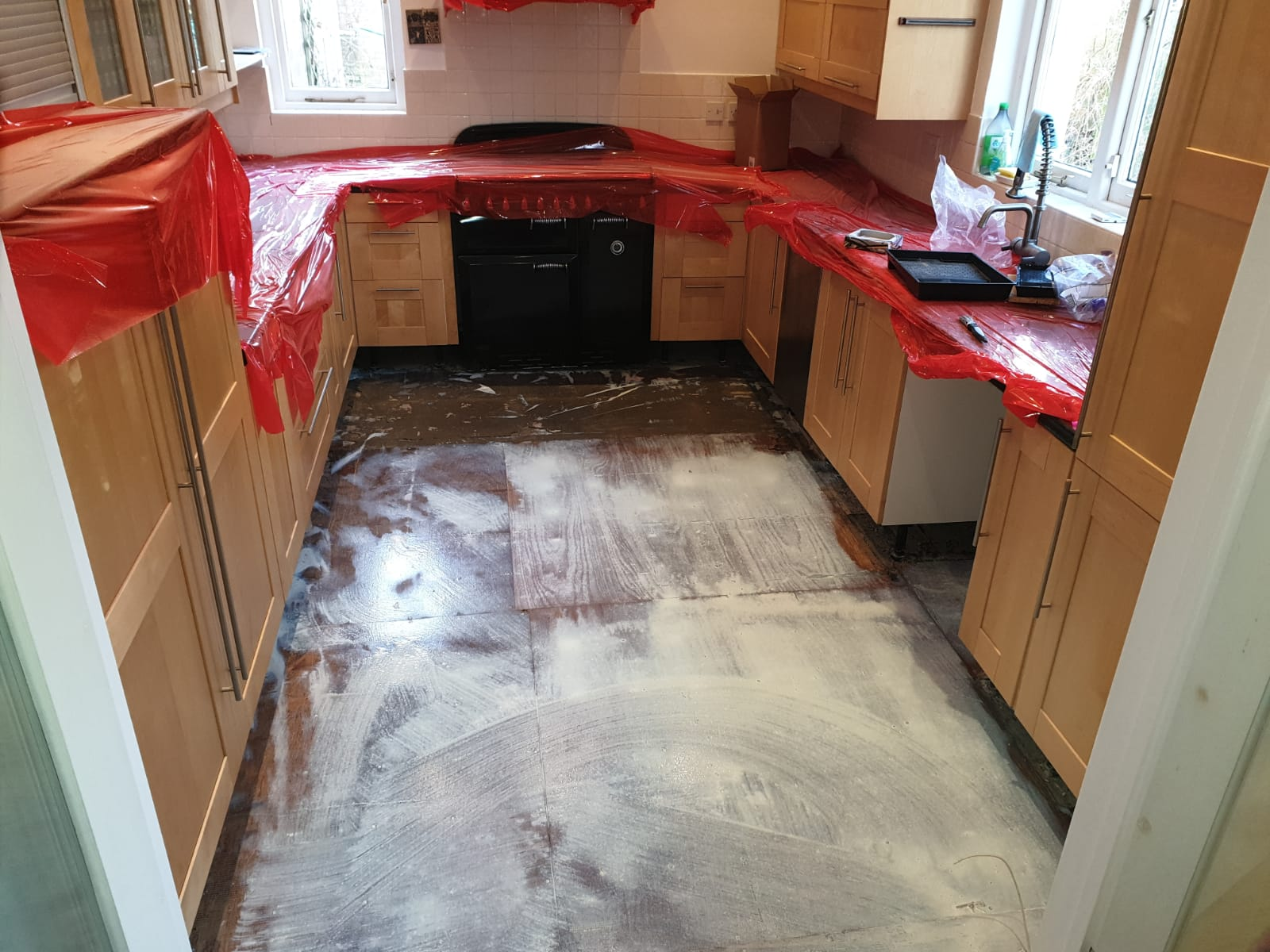 underfloor heating installers in Wakefield MPS Ltd 0113 3909670