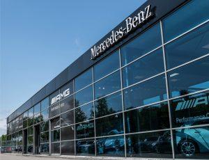 Mercedes-Benz CPH Hørsholm