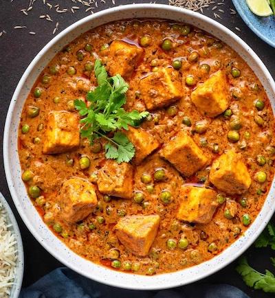 indisk mat