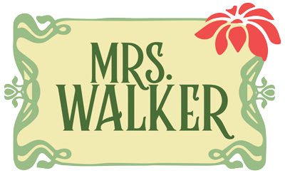 Mrs Walker Antik o Design