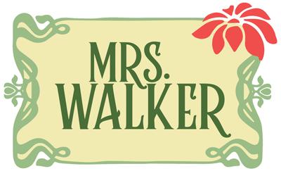 Mrs Walker Antik o Design