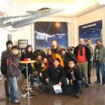 Industry visit to Volvo Aero