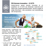PSS Extreme Innovation