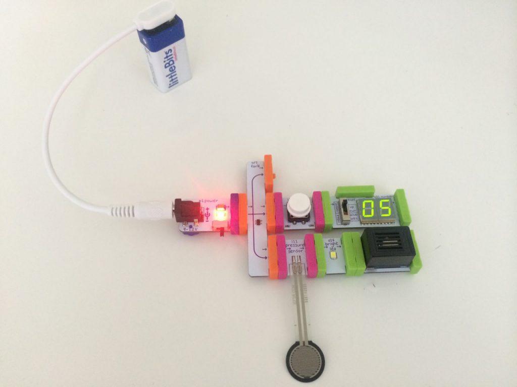 prototype bike theft controls