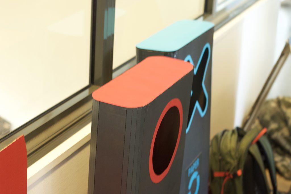 Trash Separation Dispenser Prototypes
