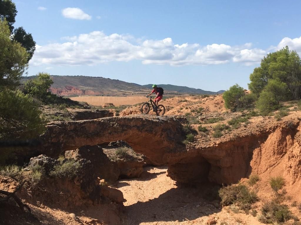 Spain's Northern Deserts midweek