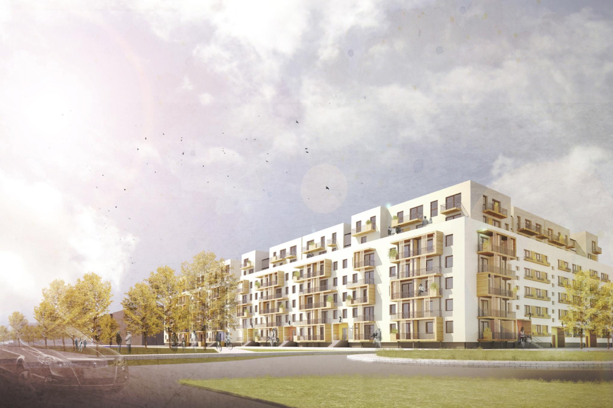 Wettbewerb Potsdam