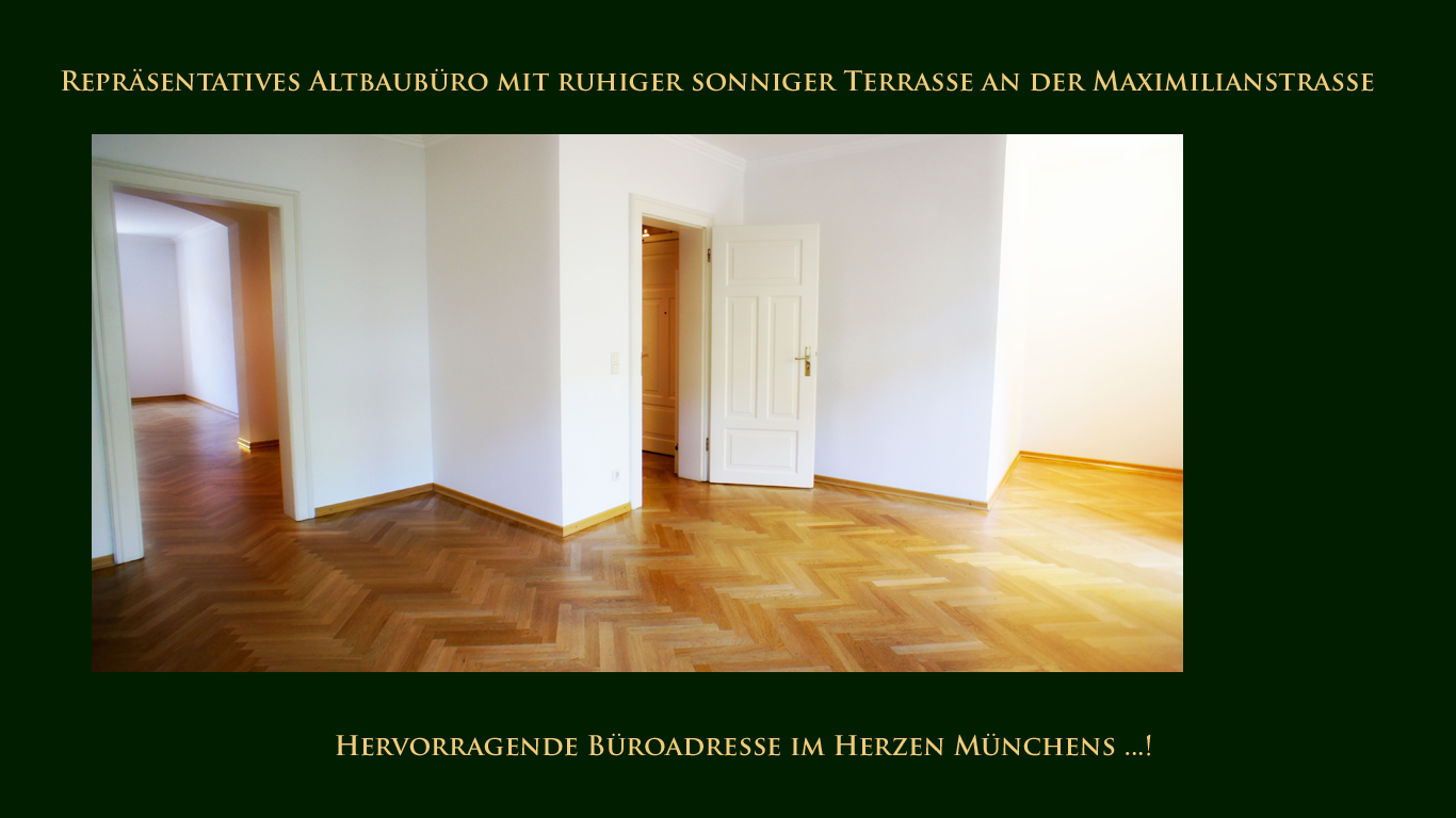 Munich Property Design & Marketing – Ihr Immobilienservice in München