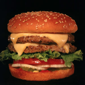 Double Cheeseburger