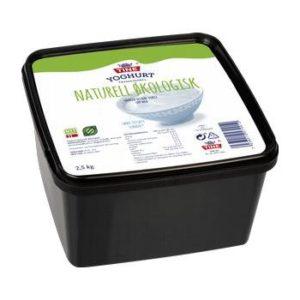 TINE Yoghurt Naturell Økologisk 2,5 kg