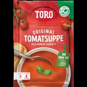 TOMAT SUPPE ORIGINAL 91G TORO
