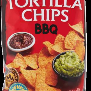 Tortilla chips BBQ 475g Santa maria