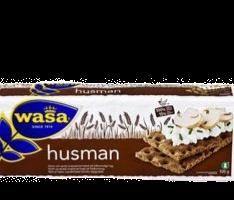 TILBUD:Knekkebrød husman økonomi 520g WASA