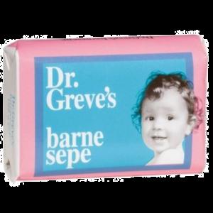 Dr Greve barnesåpe 125 g