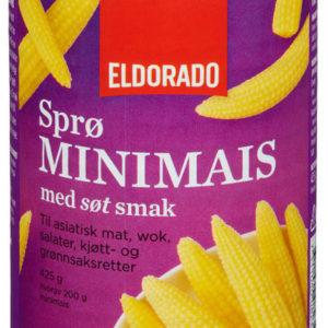 MINIMAIS 425G ELDORADO
