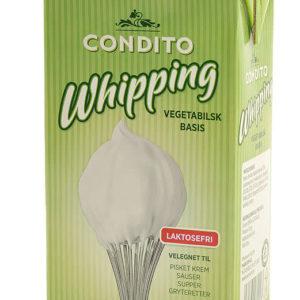 WHIPPING FLØTE 1L CONDITO