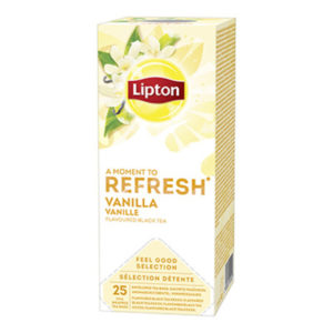Vanilla (vanilje) te 25ps Lipton