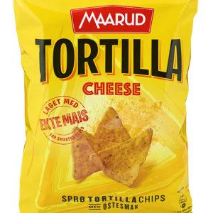 TORTILLACHIPS CHEESE 185G MAARUD