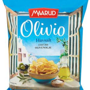 OLIVIO CHIPS SALT 150G MAARUD