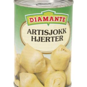 ARTISJOKK HJERTER 390G DIAMANTE