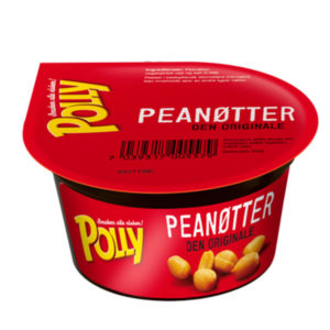 PEANØTTER 100G POLLY