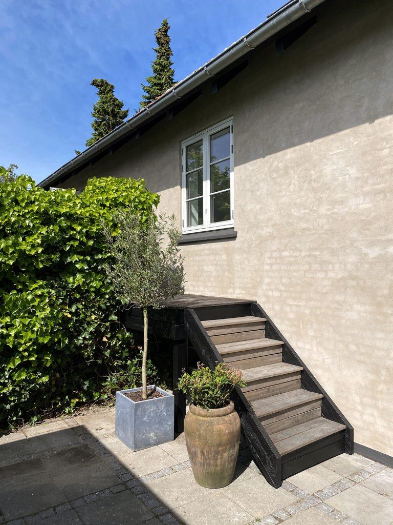 Filsning af hus i Kastrup