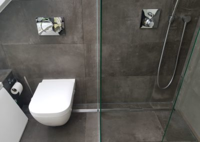 Badeværelse 1 sal.