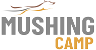 MUSHING CAMP Logotyp