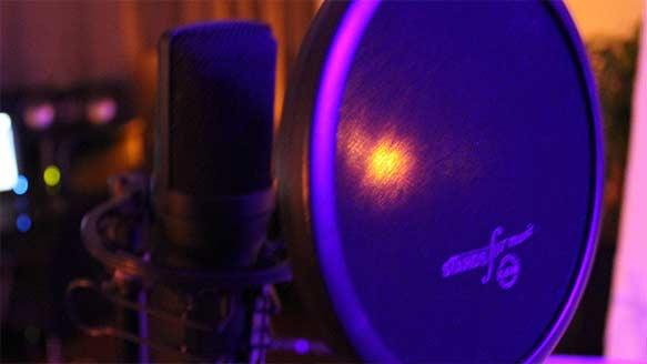 tonstudio dortmund lied aufnehmen mikrofon