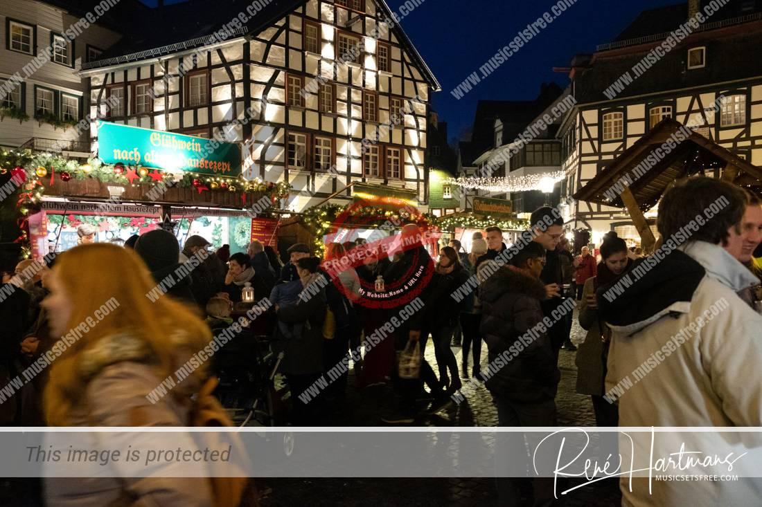 Monschau Christmas market