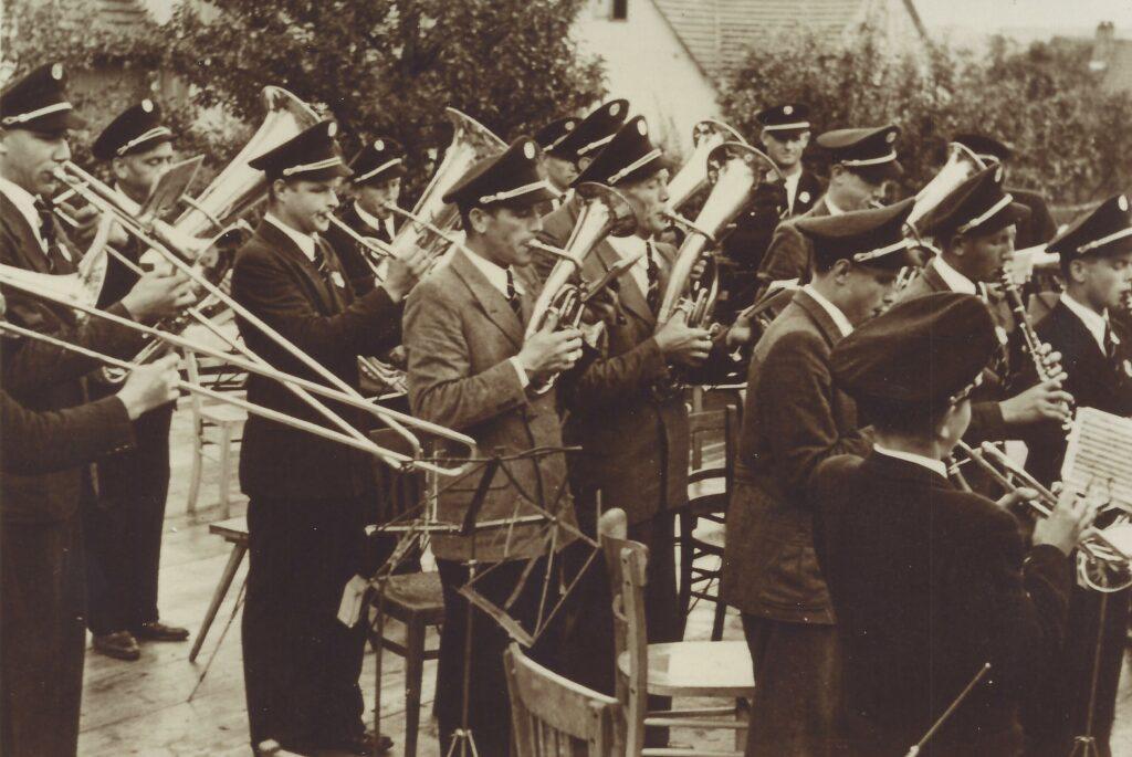 Konzert 1930er
