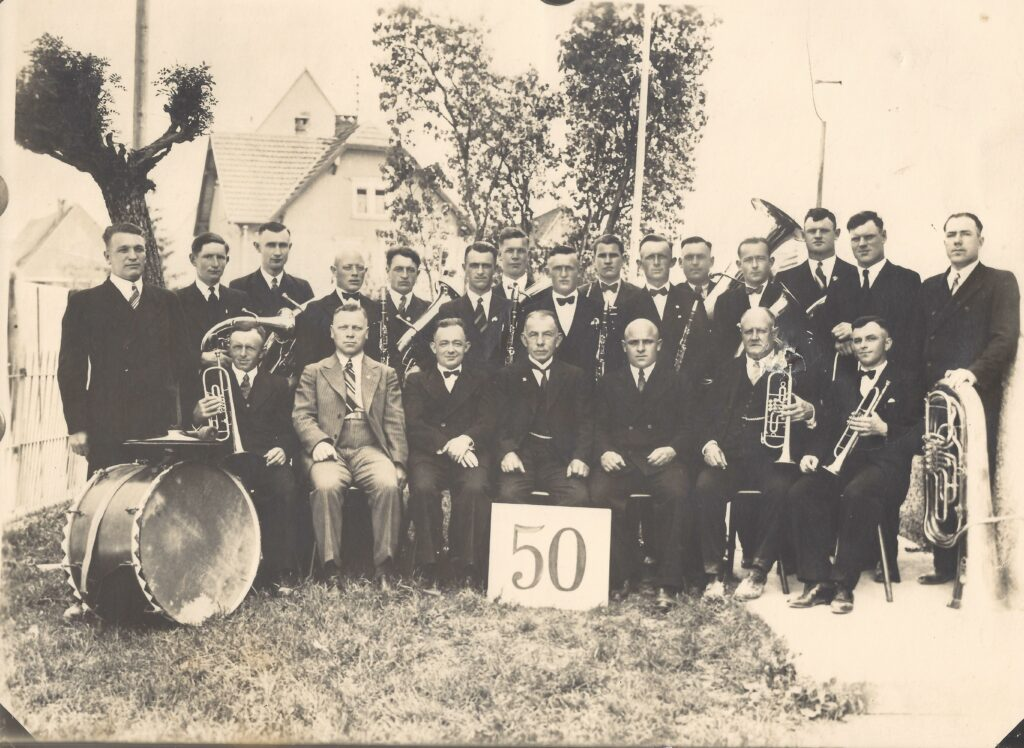 50 Jahre Peter Beck als Dirigent