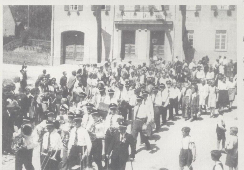 1949 Kreismusikfest 60 Jahre MVD