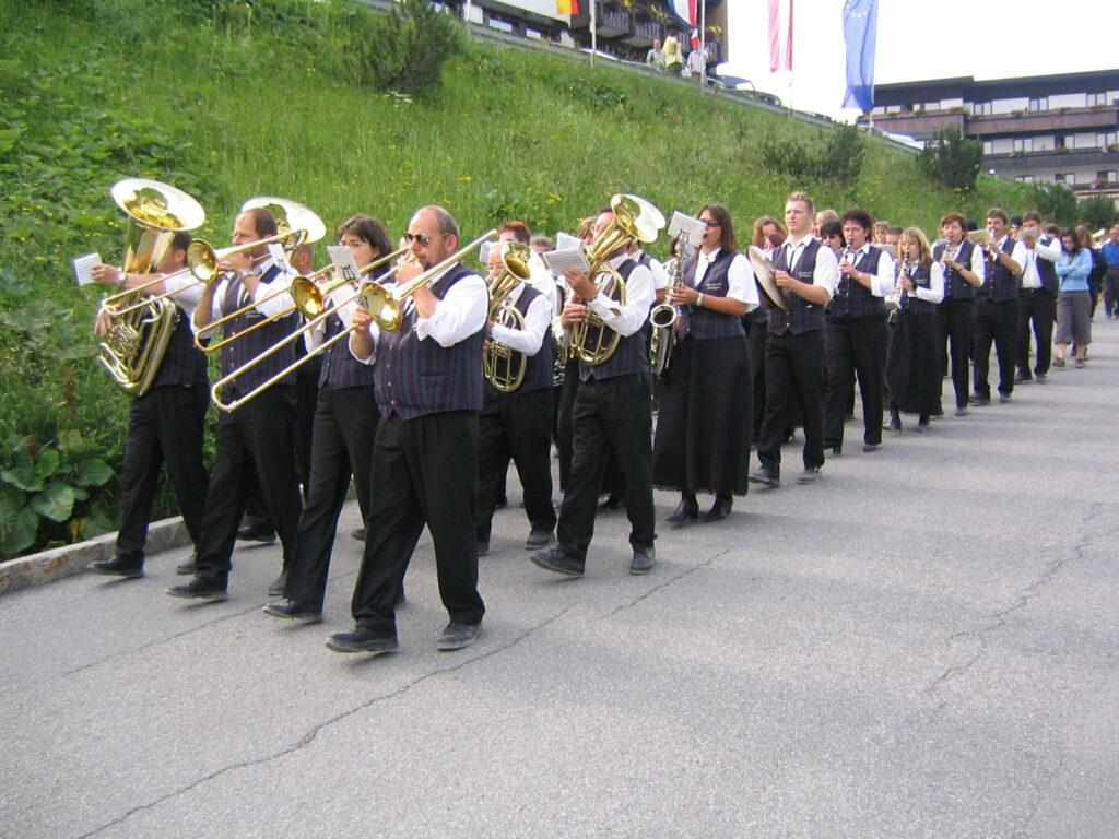 MV-Ausflug Faschina 2004