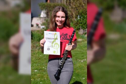 Fit auf der Klarinette – D2 Lehrgang geschafft