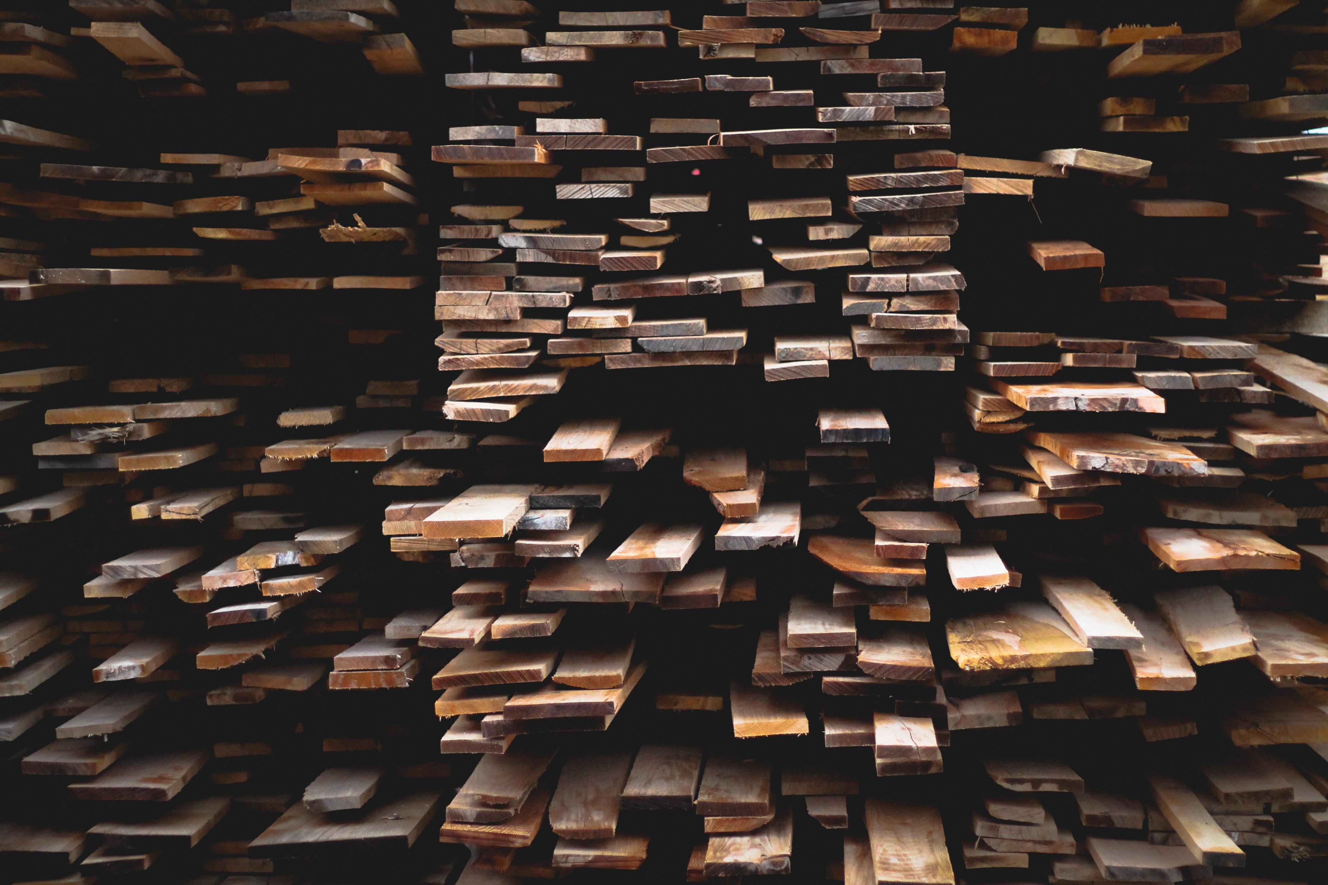 Holz ist unser Werkstoff