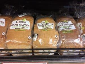 French gluten free bread