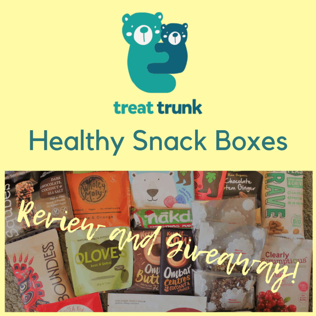 treat trunk review and giveaway